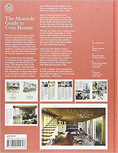 #Download The Monocle Guide to Cosy Homes (Monocle Book Collection) PDF FREE