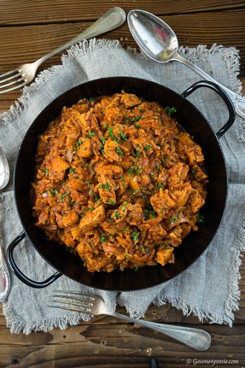 Reisfleisch Rezepte mit Reis