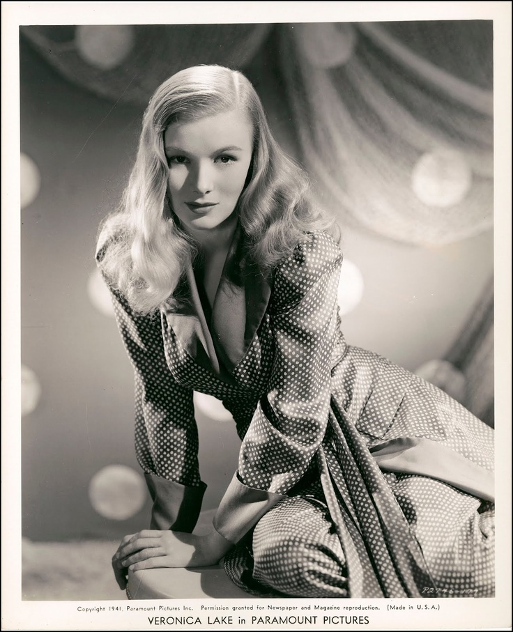 1000+ images about Veronica Lake on Pinterest | Birthdays ...Elaine Detlie
