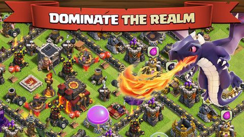 clash of clans pc download xp