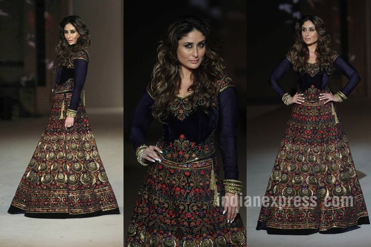 LFW Summer-Resort 2016 Grand Finale: Kareena turns showstopper for Rohit Bal's ethereal Koroshini collection