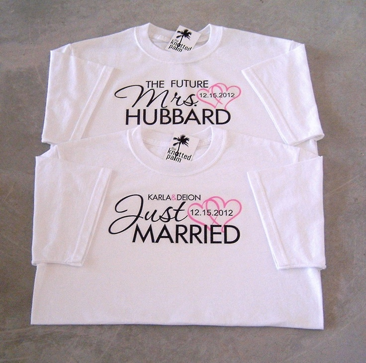102 best bridal bachelorette party t shirts images on for Novelty bride wedding dress t shirt