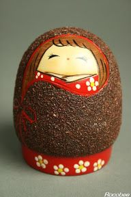 japanese kokeshi doll blog: Speaking of Autumn...