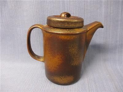 Vintage ARABIA RUSKA Finland STONEWARE Coffee Pot for AUD49.00 #Pottery #Glass #Pottery #STONEWARE  Like the Vintage ARABIA RUSKA Finland STONEWARE Coffee Pot? Get it at AUD49.00!