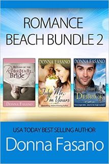 Author Donna Fasano, In All Directions: Romance Beach Bundle 2 - On sale for #99cents Kindle Nook Kobo iBooks Google