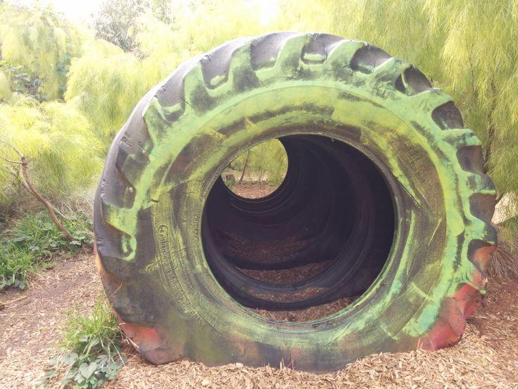 St Kilda Adventure Playground Melbourne Australia