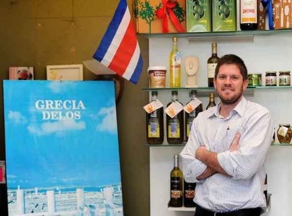 Δημιουργία - Επικοινωνία: Στα δύο οι Ελληνες της Κόστα Ρίκα