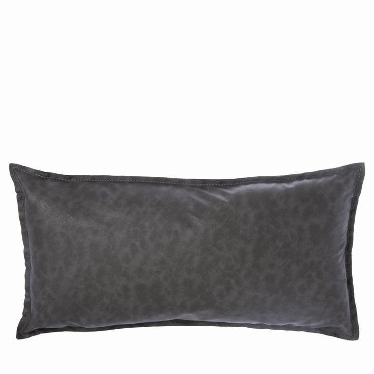 Sierkussen Vintage Dark Grey