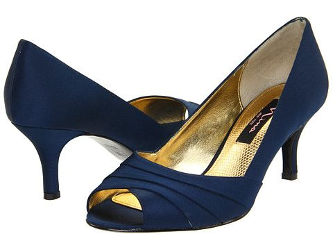 1000  ideas about Navy Wedding Shoes on Pinterest | Navy blue ...