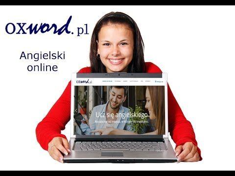 Kurs angielskiego online - naucz się angielskiego z oxword.pl