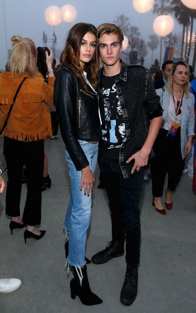 gaia gerber in jeans | 25+ Best Ideas about Kaia Jordan Gerber on Pinterest ...
