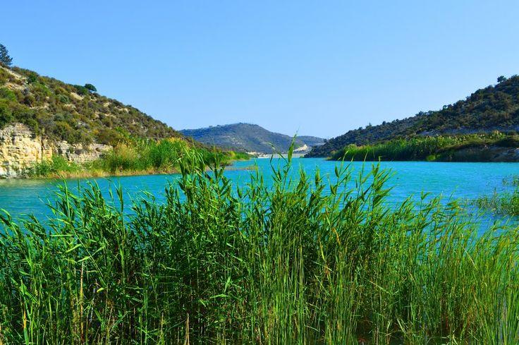 Sotira dam, Cyprus