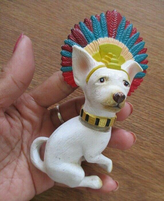 French Bulldog sleeping dog fridge magnet 45mm 1:6 dollhouse pet toy for Barbie