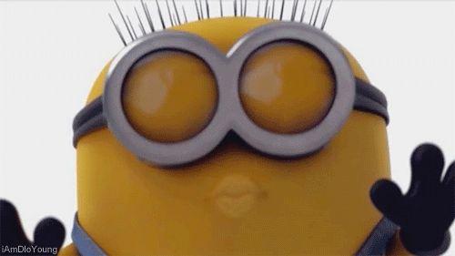 'Minions': Mira 12 GIFs de estos divertidos personajes [Video] | Espectáculos | Peru21