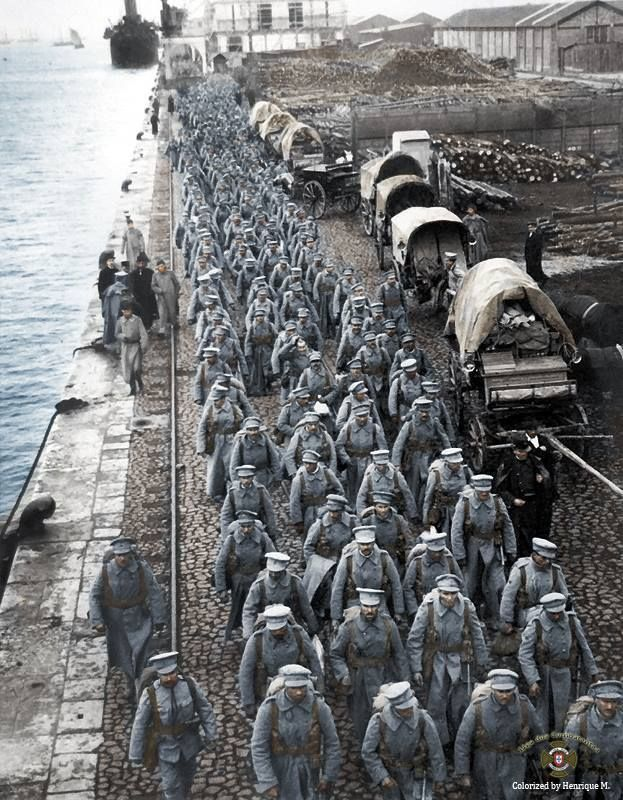 El centenario de la Primera Guerra Mundial está generando todo tipo de novedades sobre el conflicto que estalló en 1914 y se prolongó cuatro años. Ensayos, fotografí