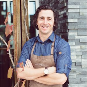 Humans of the Hunter: Troy Rhoades-Brown  co-owner and head chef of Muse Restaurant in Pokolbin.  http://www.hospitalitymagazine.com.au/food/profiles/humans-of-the-hunter-troy-rhoades-brown
