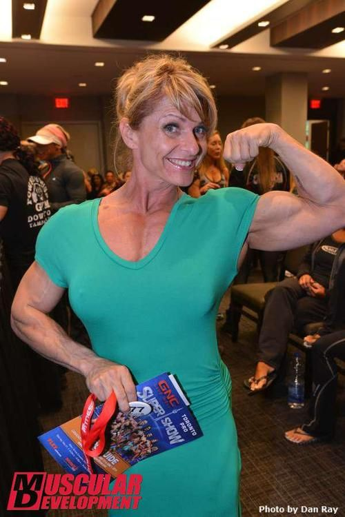 Emery Miller  To much or just right  Bodybuilding Muscle Athlete