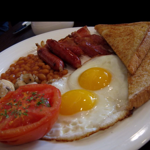 Full English Breakfast! | Childhood memories | Pinterest