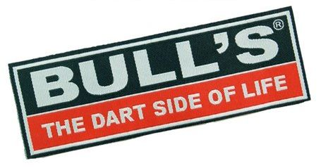 Bulls Aufnäher | Dart Shop