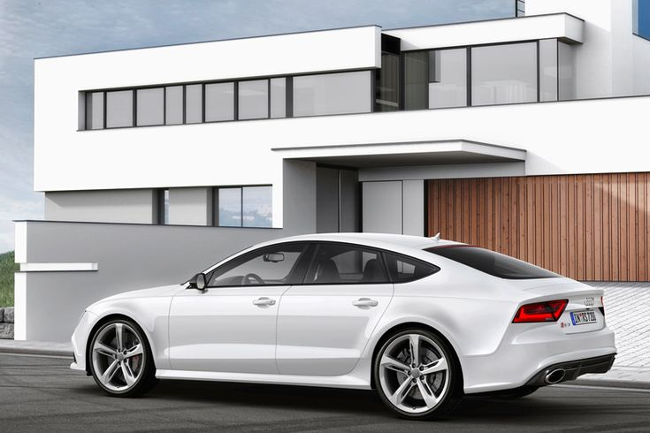 2014 AUDI RS7 sportback [I would probably sell someone's grandmother for one of these. I would even throw in the grandbaby too!]