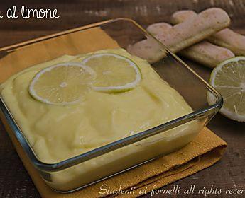 Crema al limone | Ricetta crema pasticcera al limone | Dolci e torte