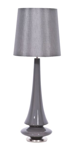 Mejores 221 imgenes de table lamps en pinterest lmparas de mesa spin table lamp grey aloadofball Image collections