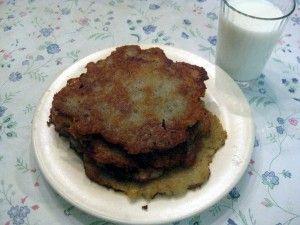 Potato Pancakes (Zemiakové Placky)