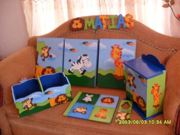 888 best images about deco baby on pinterest madeira for Decoracion de aulas infantiles