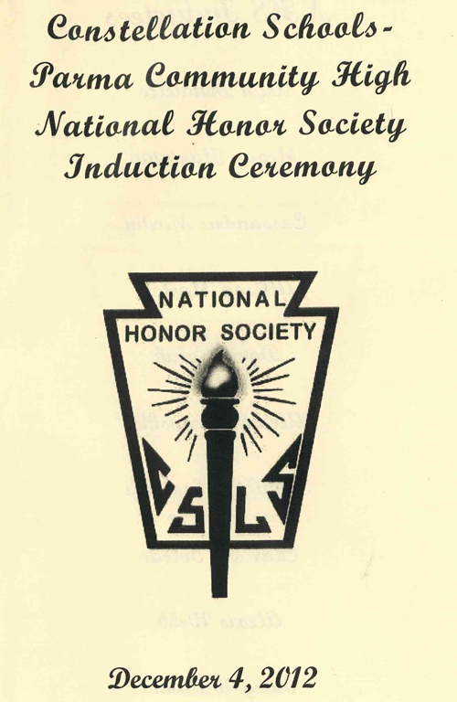Njhs Induction Ceremony Invitation Template Perfect Letter