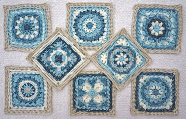 Seaside Winter Blanket