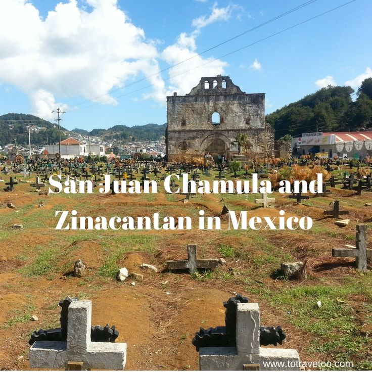 Chamula and Zinacantan in Chiapas State Mexico, both indigenous from the Tzotil Mayans, two towns to visit on a local tour - highly recommended.