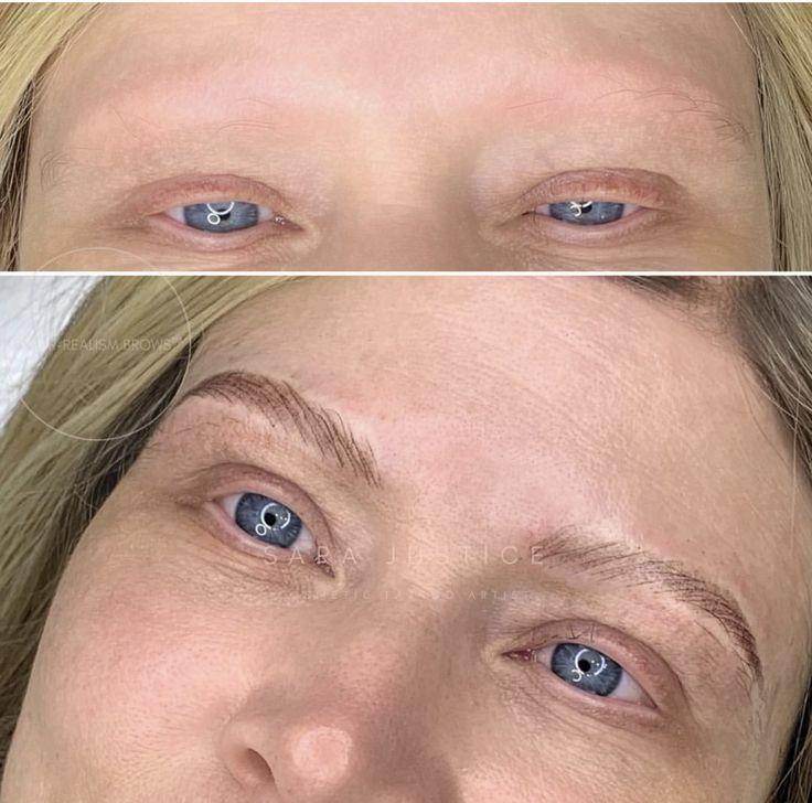 3d eyebrow tattoo in fulton county ga sara justice in
