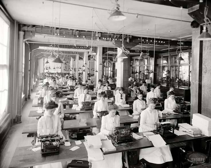 work from home dayton ohio dayton ohio circa 1902 typewriting department 831