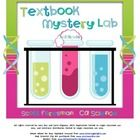 Introduce your Scott Foresman CA Science textbook and the Scientific Method with an exciting Mystery Lab Scavenger Hunt through the textbook! The s...