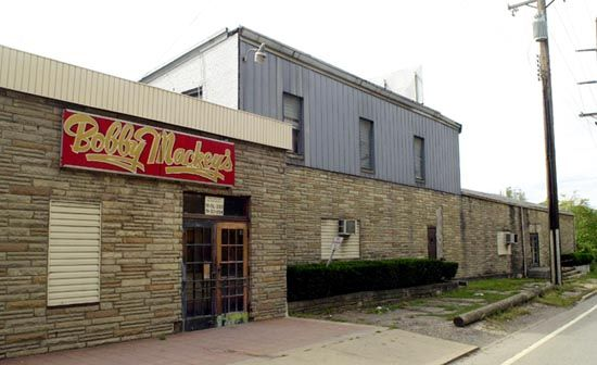 PANICd : #Paranormal Information : Bobby Mackey's Music World : Bobby and Janet Mackey purchased the building in the spring of 1978 with the intention of turning it into a country bar.: CLICK THE IMAGE TO REVIEW THE CURRENT PARANORMAL CLAIMS: 3