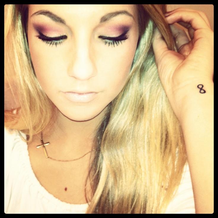 eyeshadow - my one love.