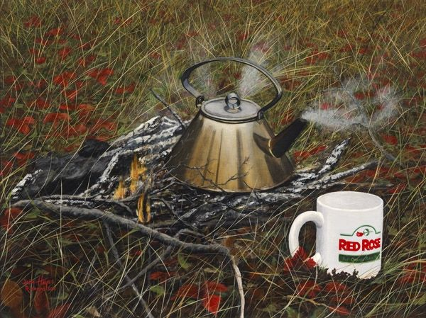"""""""The Boil Up"""" by Bill Richardson"""
