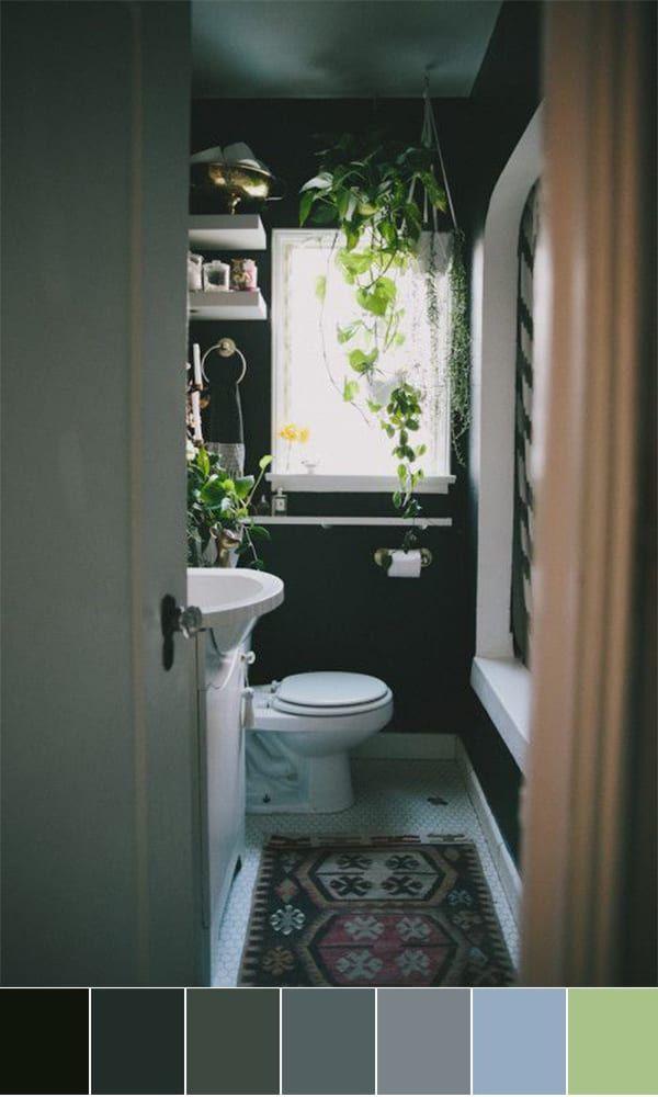 111 World S Best Bathroom Color Schemes, Design Sponge Bathrooms