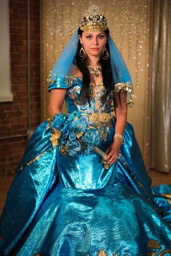 My Big Fat American Gypsy Wedding: Inari and Andrada | My Big Fat American Gypsy Wedding | TLC