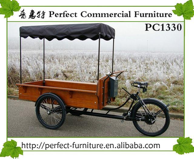 Café de madera push carros calle tienda móvil de la bici barbacoa carrito de comida para la venta-en Máquinas de aperitivos de Maquinaria Alimentación y Bebidas en m.spanish.alibaba.com.