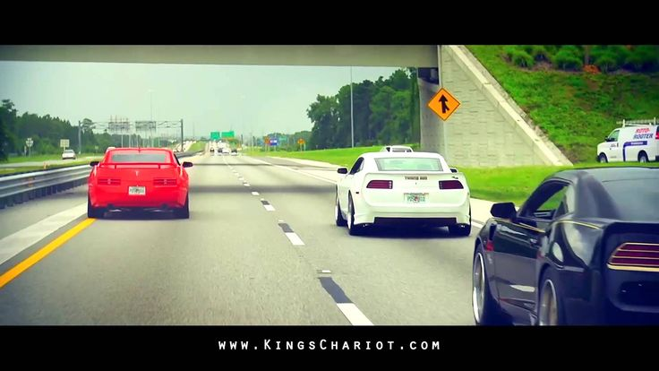 "KINGS CHARIOT ""Teaser"" 2013 & 2014 TRANS AM's and GTO's!!!"