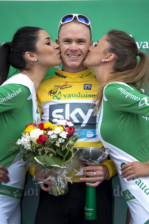 Pictures - Tour de Romandie 2013 - Froome wins overall!