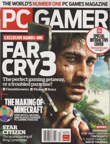 PC Gamer Magazine Number 234 Holiday 2012 (Far « Library User Group