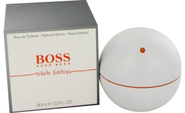 Boss In Motion White by Hugo Boss, 3 oz Eau De Toilette Spray for men