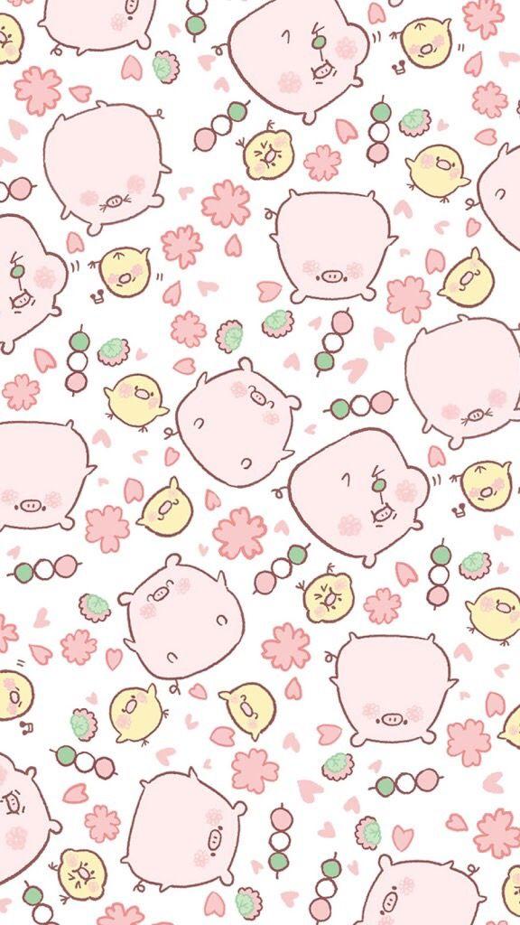 cute cartoon pigs wallpaper version - photo #9