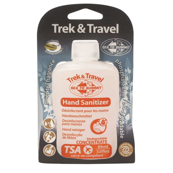 Liquid Hand Sanitizer Doft
