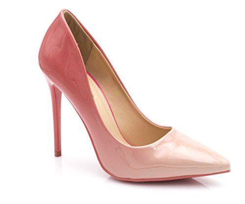 Shoes Fashion Escarpin Femmechaussures Talon Dégardésescarpin Haut 4A5Rq3jL