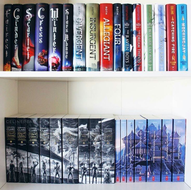#shelfie by celinereads AHHH IT'S SO NEAT AND PERFECT