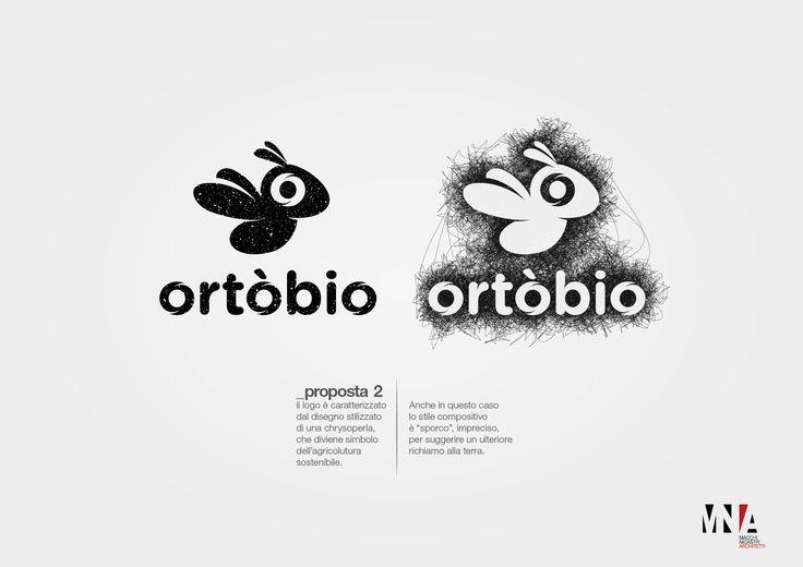 Ortòbio - logo design