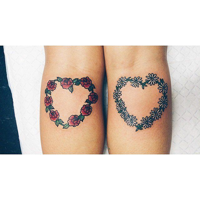 Heart Daisy Tattoo: 103 Best Images About Tattoo On Pinterest